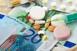 high cost of health care