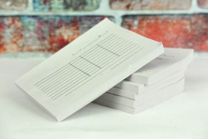 Books of the receipts