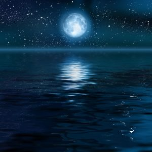 An image of a beautiful full moon background